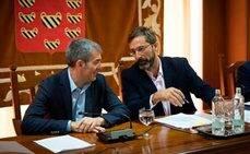 Canarias se compromete con el Palacio de Lanzarote