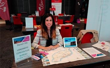 Lanzarote muestra su oferta de eventos en Francia
