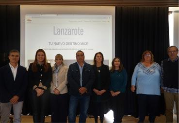 Nueva página 'web' del Lanzarote Convention Bureau