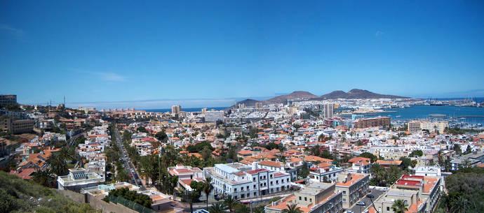 Las Palmas registra 60.000 turistas alojados en verano