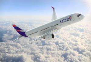 Latam Airlines ingresa 2.273,7 millones de dólares en el segundo trimestre