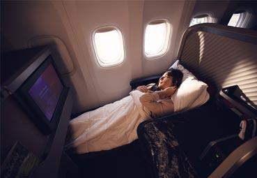 Latam Airlines presenta su nueva clase ejecutiva