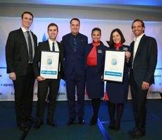 El reconocimiento a Latam Airlines Group.