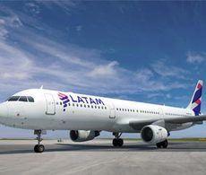 Latam, nombrado grupo aéreo más puntual del mundo