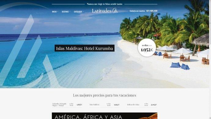 Globalia vende Latitudes a Ávoris Reinventing Travel