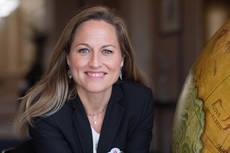 La directora de marketing y ventas de Disneyland Paris para el sur de Europa, Laure Glatron.