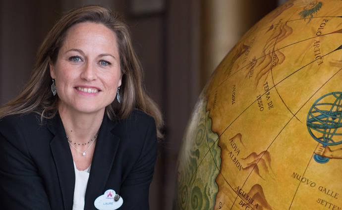 Laure Glatron: 'El 90% de nuestro negocio todavía viene de agencias de viajes'