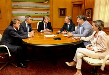 León ofrece a los empresarios el nuevo recinto ferial