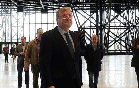 Silván: 'Ifema supone una garantía de futuro para el Palacio de Exposiciones'