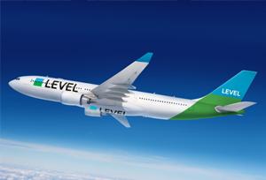 IAG lanza la marca Level para operar vuelos de 'bajo coste' de largo radio