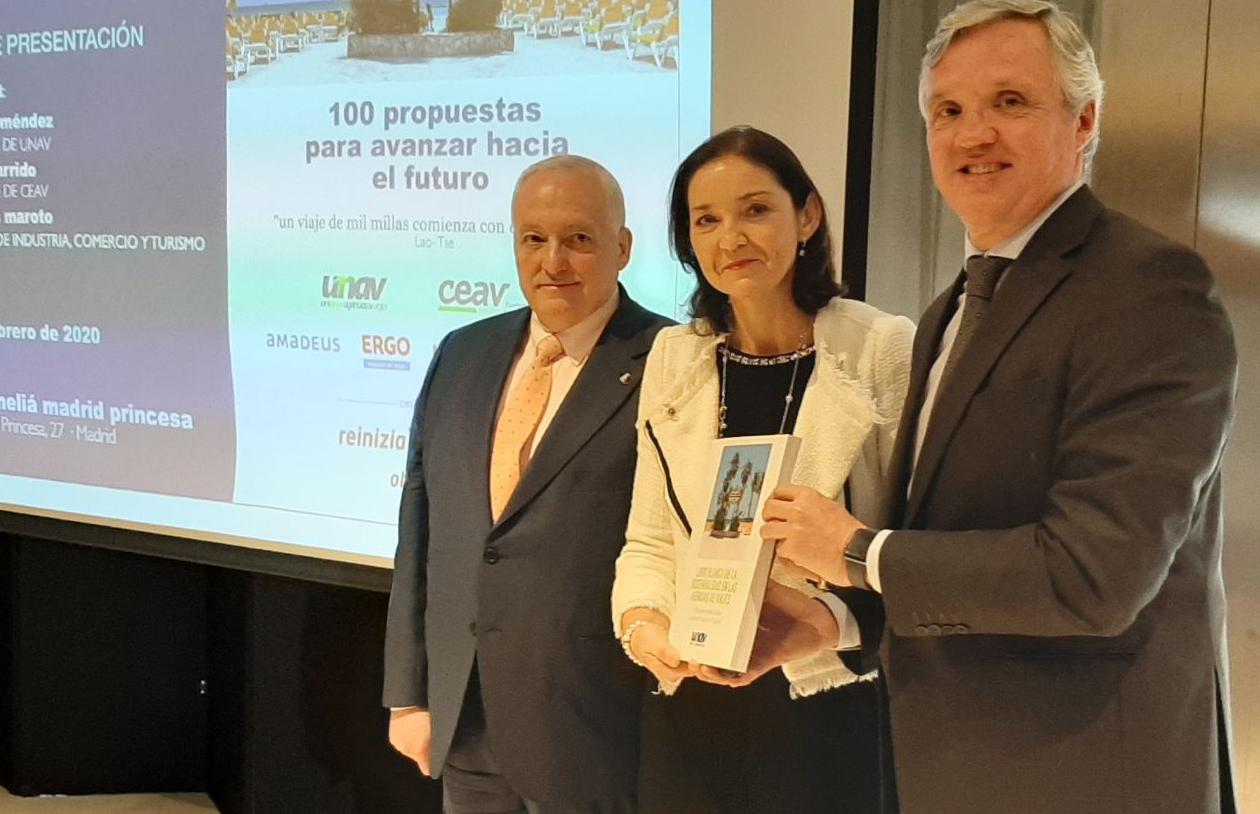 UNAV presenta el Libro Blanco de la Sostenibilidad