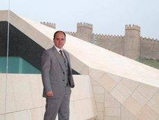 El director gerente del Lienzo Norte, Gonzalo Súnico.