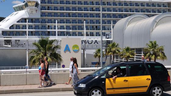 Las tasas turísticas de Baleares y Barcelona son de las más altas de la Unión Europea