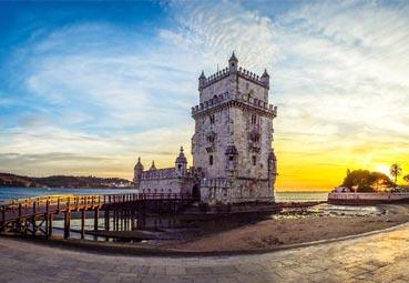 Lisboa ya espera la llegada de turistas españoles