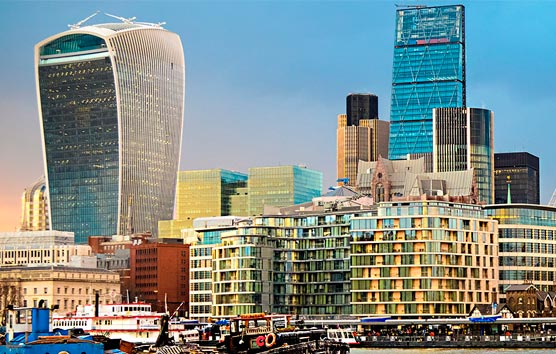 Londres sigue a la cabeza de Europa con Barcelona y Madrid en el 'top ten'