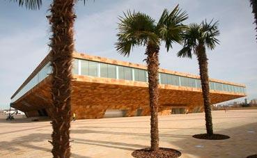 La Llotja de Lleida rebaja sus tarifas de alquiler un 7%