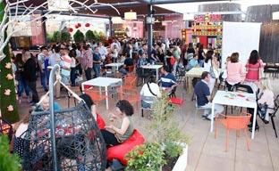 Llotja de Lleida presenta un nuevo espacio en su terraza