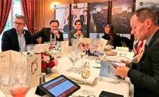 Lloret participa en un 'networking' con profesionales