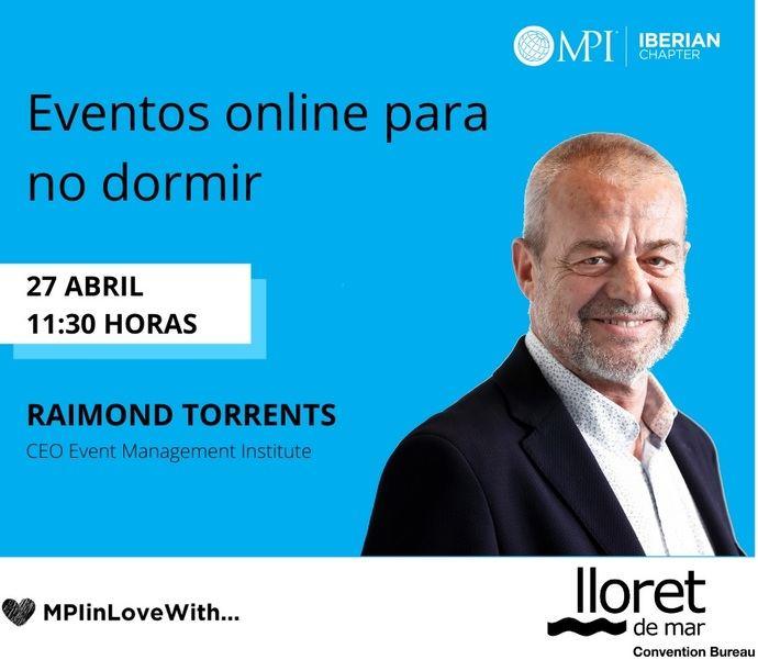 MPIinLoveWithLloret, el 27 de Abril de 11:30 a 12:30 horas
