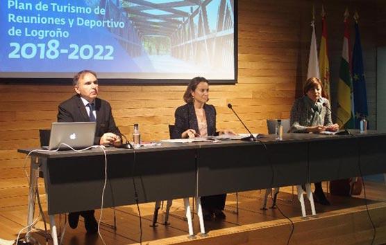 Logroño diseña un plan estratégico para potenciar el Turismo MICE en la ciudad