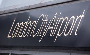 London City Airport ameniza el control de seguridad