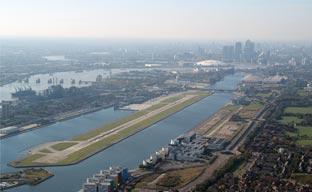 London City Airport informa en Facebook Messenger