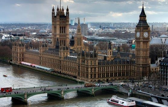 Londres será la ciudad más popular de EMEA para organizar eventos en 2020