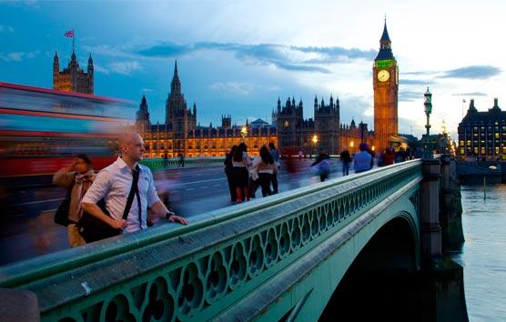 Londres, principal destino MICE de la zona EMEA en 2019, y Barcelona, tercero