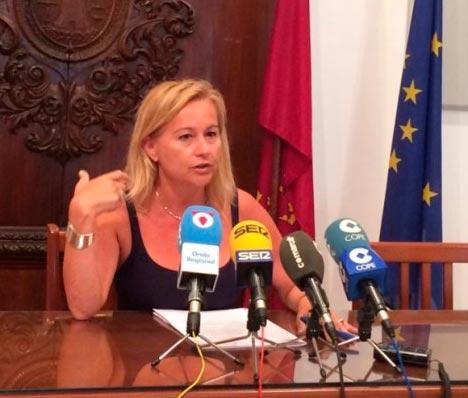 El PSOE de Lorca quiere lleva la oferta MICE del municipio a Fitur