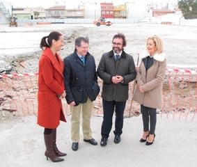 Participación local en la construcción del Centro de Congresos de Lorca