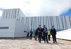 Lorca acelera las obras de su centro de congresos