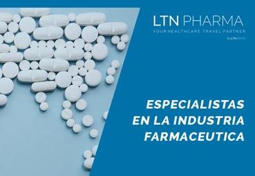 LTN Spain apuesta por su área farmacéutica