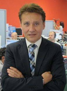 El CEO de Globatour, David Ballesteros.