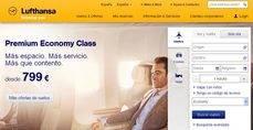 Nuevos 'partners' se suman a los canales de reserva del Grupo Lufthansa
