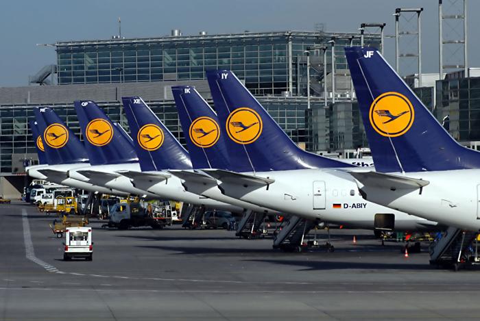 Lufthansa y Air France pierden dinero en 2016