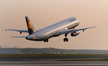 Lufthansa lanza un servicio de 'check-in' automático