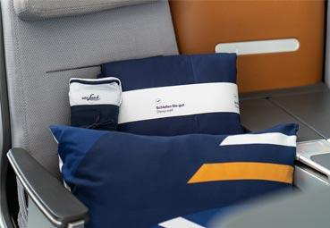 Lufthansa lanza nuevos productos para el descanso