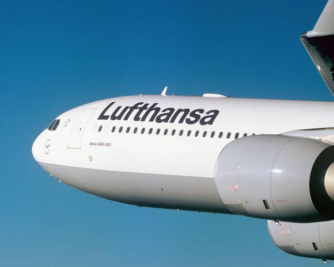 Lufthansa gana un 4% de pasajeros pese al recargo