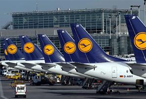 El grupo Lufthansa presiona a Bruselas para esquivar el Código de Conducta de CRS