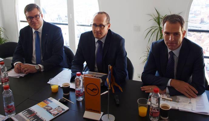 Lufthansa sobre la investigación de Bruselas: 'Tenemos claro que todo es legal'