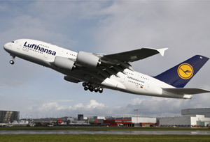 Si otras aerolíneas siguen al grupo Lufthansa 'el mercado será un auténtico caos'