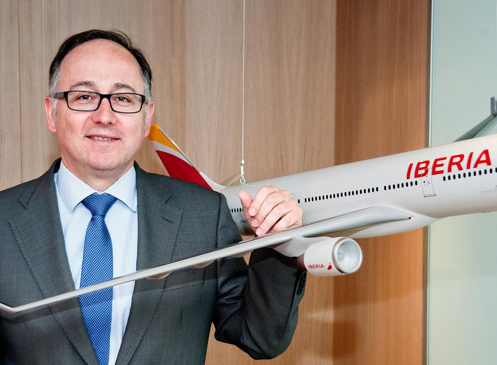 Gallego, nuevo CEO de IAG tras hacer historia en Iberia