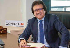 Luis Mata es el fundador de Conecta-M.