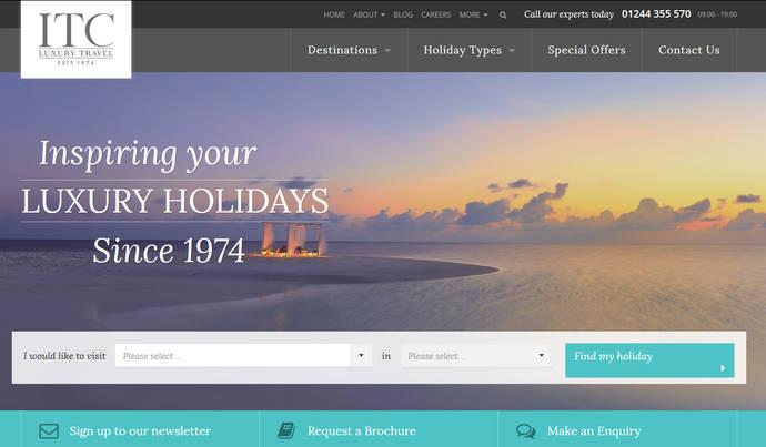 El fondo Northedge Capital adquiere ITC Luxury Travel