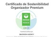 Madison consigue una certificación en sostenibilidad