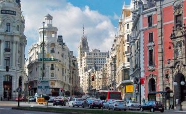 Madrid realiza una intensa actividad en el mes de noviembre
