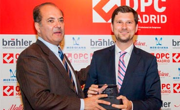 Madrid Convention Bureau, premiada por los OPC