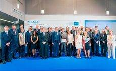 Madrid reconoce a sus embajadores congresuales