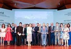 Madrid homenajea a nuevos embajadores de congresos