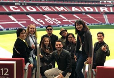 Madrid fija su atención en el sudeste asiático
